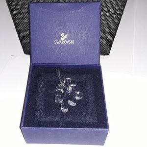 Swarovski puzzle necklace - NWOT
